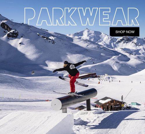 Shop our range of parkwear