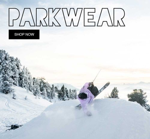 Shop our range of parkwear